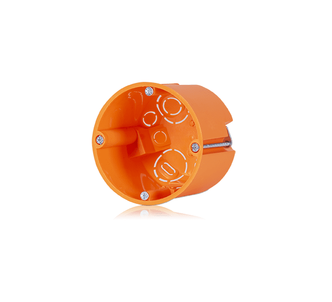 F-tronic Hohlwanddose tief E117 61mm (1 Stück) 7350096