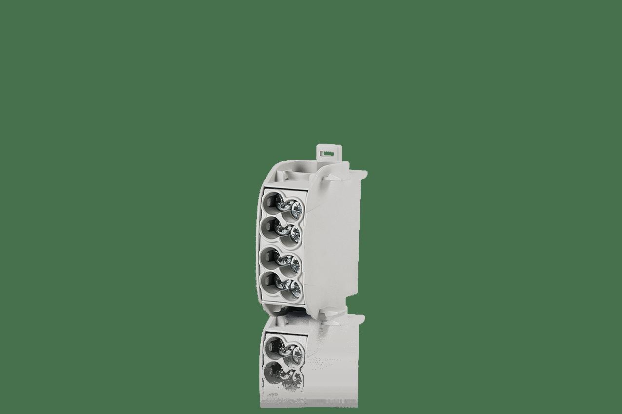 F-tronic Hauptleitungsabzweigklemme 1P 25mm² (Typ C)  HLAK1p25gr