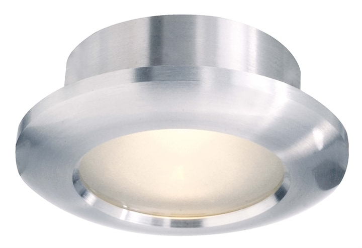 Deko Light Einbaustrahler Aluminium IP65  inkl. GU10 Fassung 230V