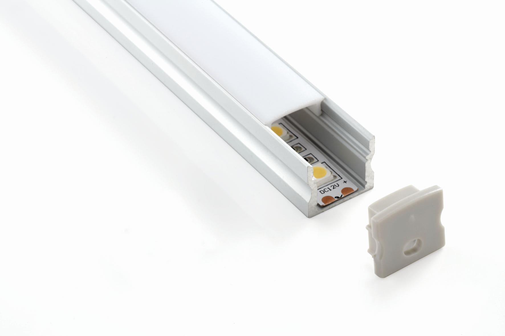 Synergy 21 LED U-Profil 200cm, ALU004-R