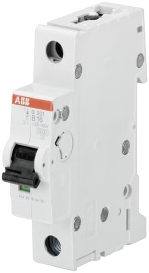 ABB S201-B16 Sicherungsautomat 6kA 16A B 1polig 2CDS251001R0165