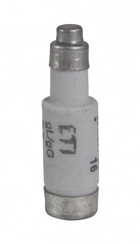 ETI Sicherung D01 16A 400V AC 250V DC gG VPE10 002211005