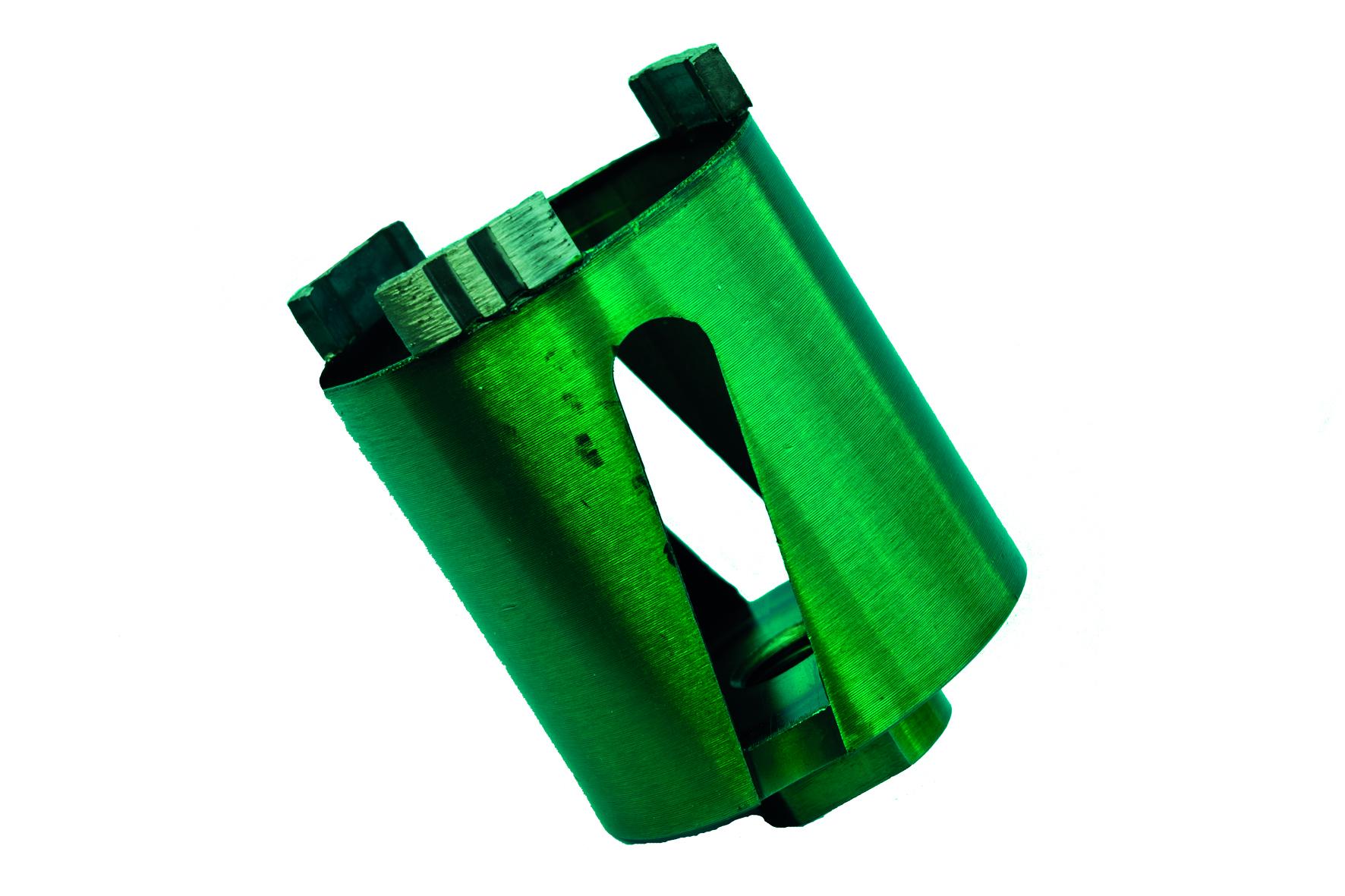 """Don Q. Diamantdosensenker PREMIUM,  68mm """"grün"""""""