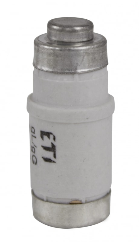 ETI Sicherung D02 25A 400V AC  250V DC gG VPE10 002212002