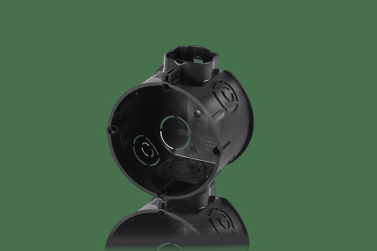 F-Tronic UP Geräte-Verbindungsdose flach 41mm E106M25 ( 1 Stück )