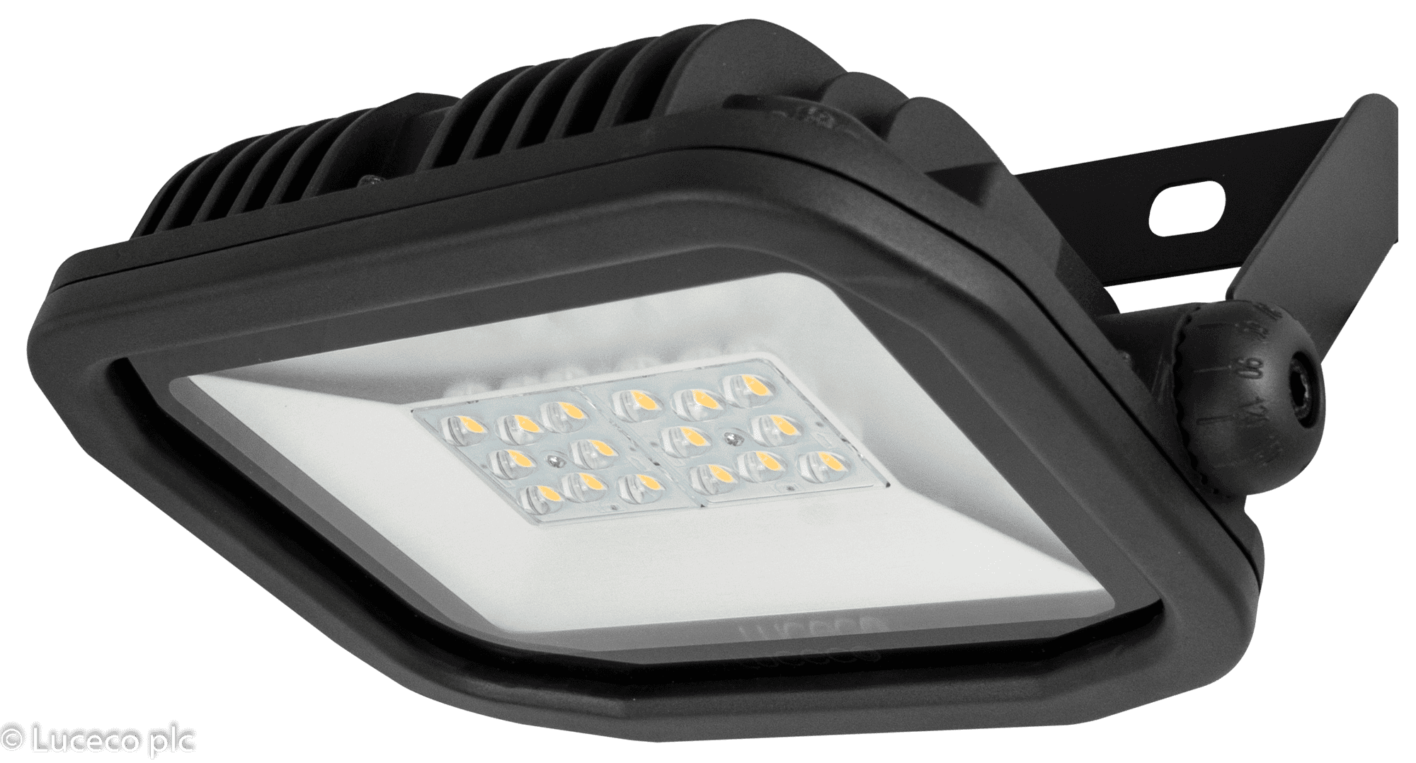 Luceco Profi LED-Fluter 50W 4000K 6800lm 120° IP65 #LFP50B140F