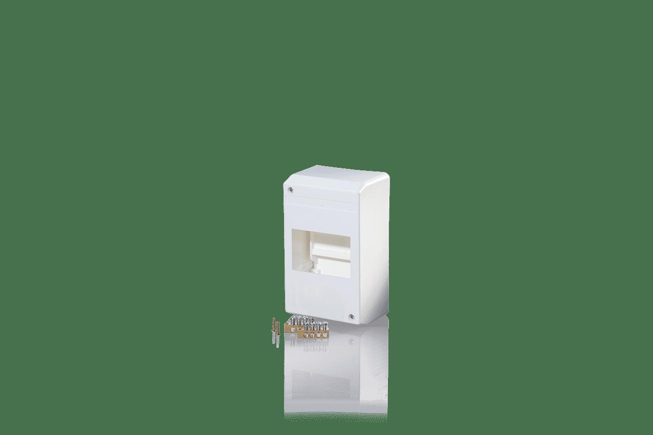 F-tronic AP Automatenkasten 4 Module