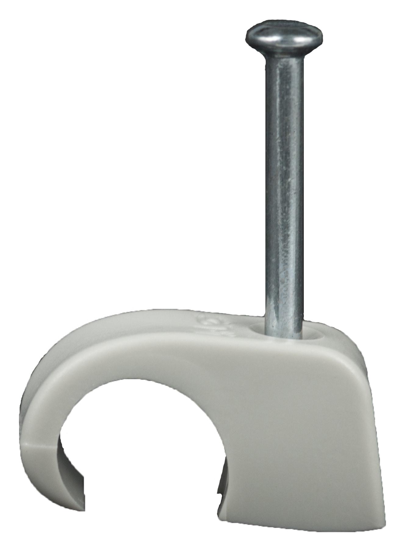 Don Q. Nagelschelle 2x25 7-11mm grau WKK PE VPE100 #903818