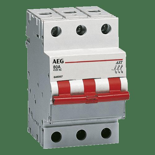 AEG AST R 3063- Hauptschalter 63A 3S 3TE
