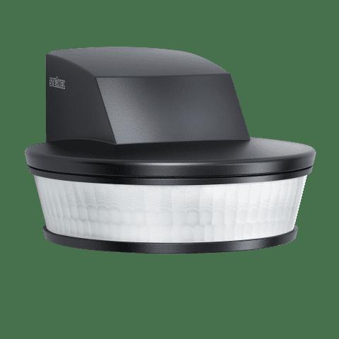 Steinel Bewegungsmelder schwarz SensIQ S 3x100° 20m Reichweite