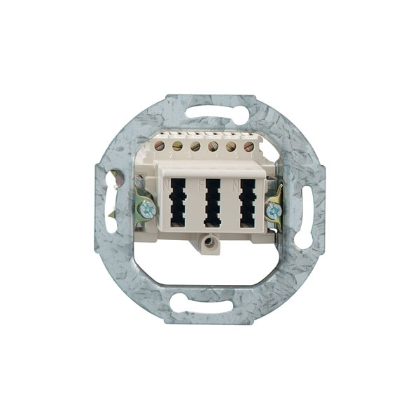 Rutenbeck TAE 3x6 NFN Unterputz 0 rw 10210517