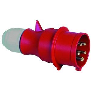 Bals CEE-Stecker 16A 5P 6H IP44 203-TLS