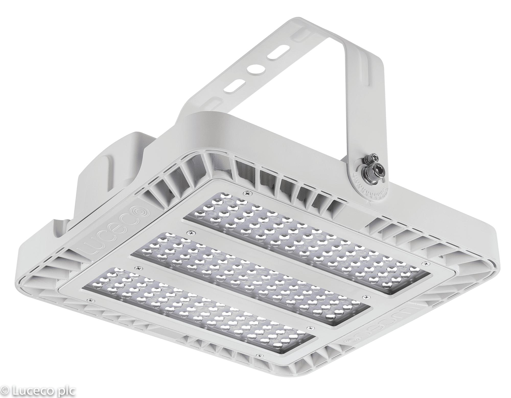 Luceco LED Hallentiefstrahler CERES 22000Lumen 160 Watt 4000K 138 Llm/W 90 Grad