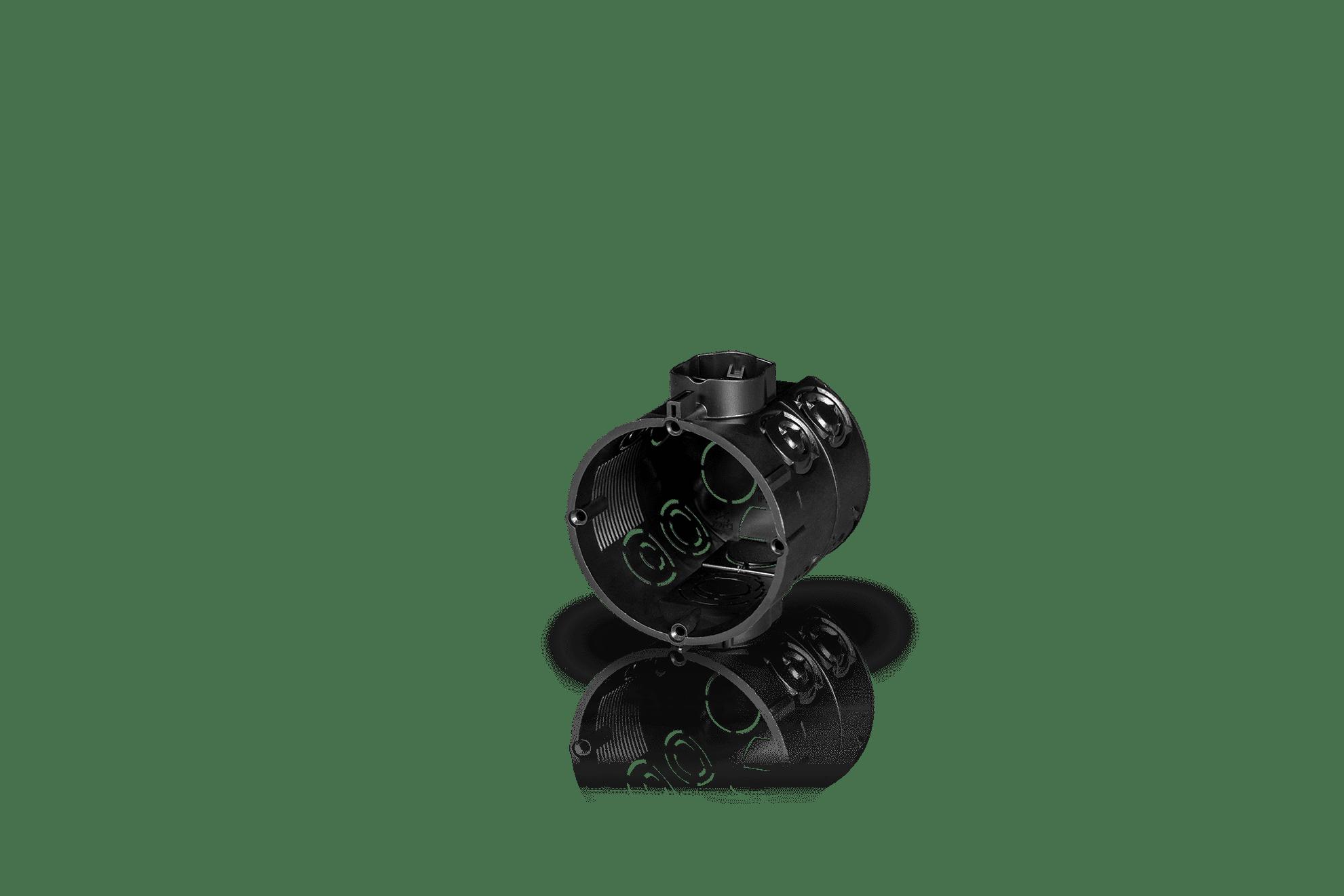 F-Tronic UP Geräte-Verbindungsdose tief 61mm E107M25 ( 1 Stück )