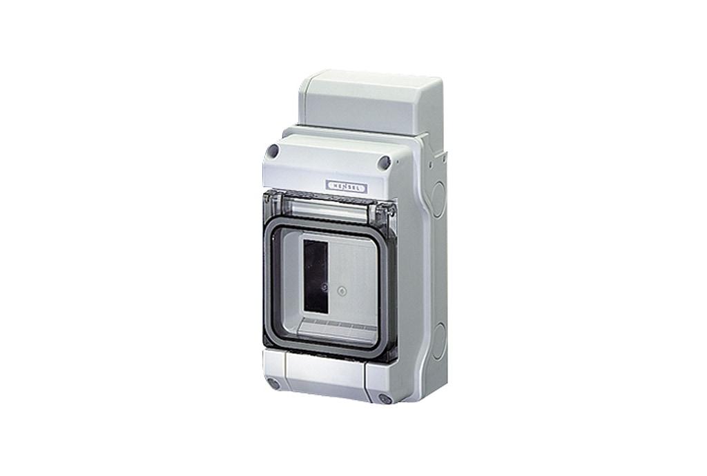 Hensel Kleinverteiler KV 1503 3TE 3x18mm IP54