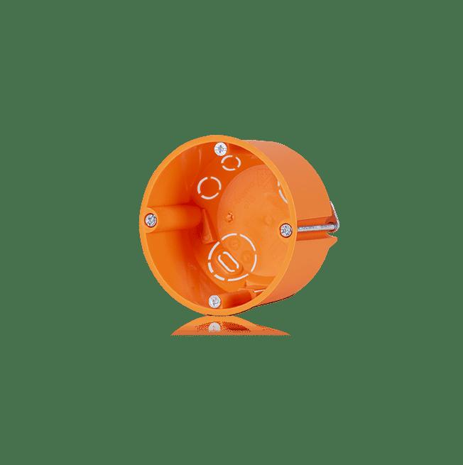 F-tronic Hohlwanddose flach 47mm E115 (1 Stück) 7350094